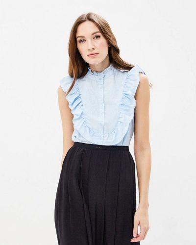 Голубая блузка Art Love