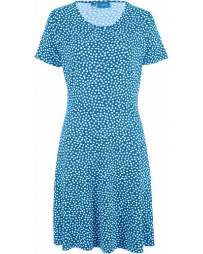 Синее платье Bonprix