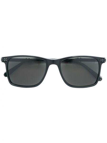 Солнцезащитные очки черные Philipp Plein