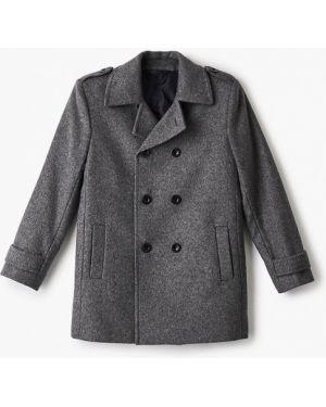 Пальто серый Smith's Brand
