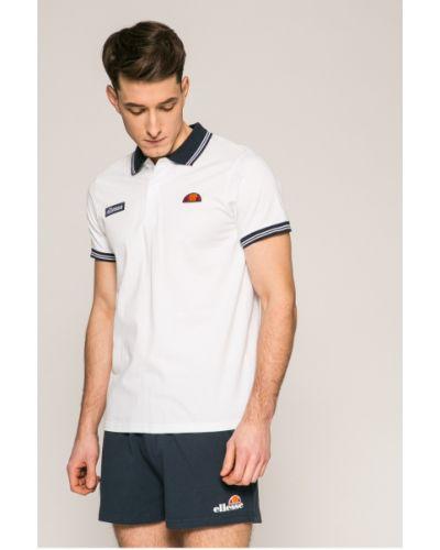 Белая футболка однотонная Ellesse
