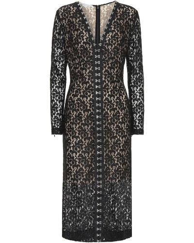 Платье мини миди из вискозы Stella Mccartney