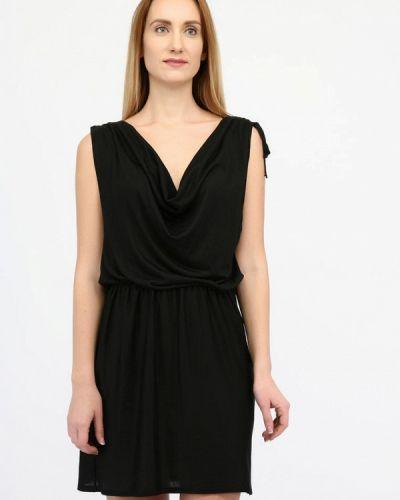 Черное вечернее платье Panove