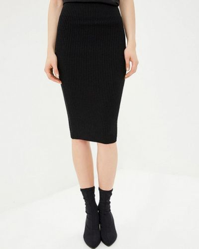 Черная юбка Brusnika