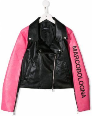 Черная куртка Marco Bologna Kids