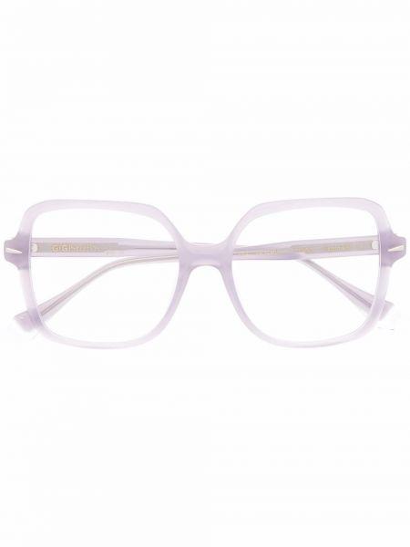 Fioletowe okulary Gigi Studios