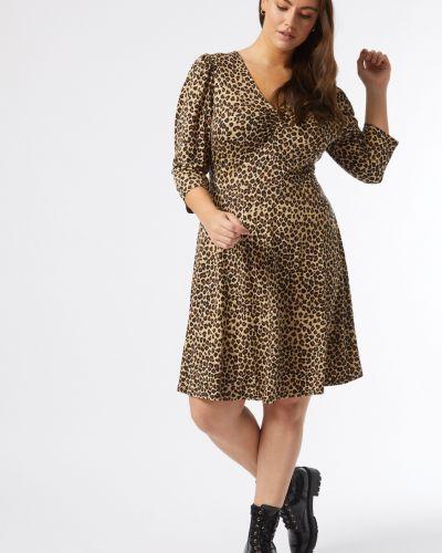 Платье леопардовое Dorothy Perkins