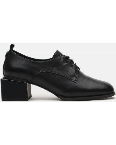 Туфли - черные Marino Rozitelli