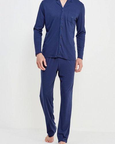 Синяя пижама Blackspade