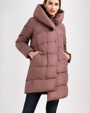 Зимняя куртка осенняя розовая Finn Flare