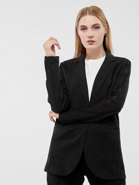 Повседневный пиджак - черный Armani Exchange