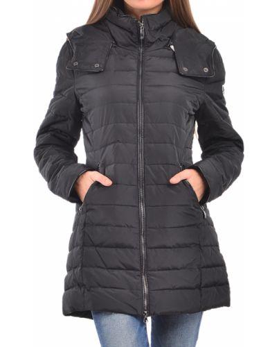 Куртка из полиэстера - черная Armani Jeans