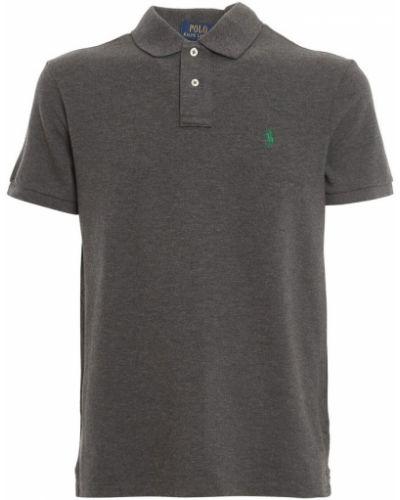 T-shirt krótki rękaw - szara Ralph Lauren