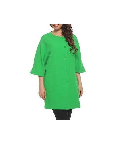 Зеленое повседневное пальто Annie P.