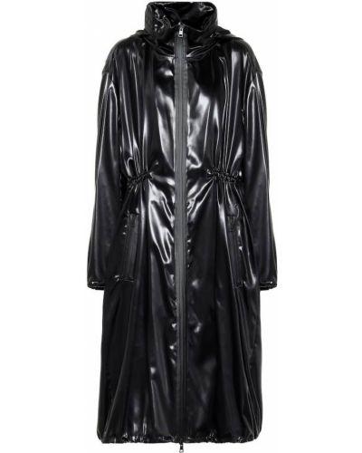 Płaszcz czarny Bottega Veneta