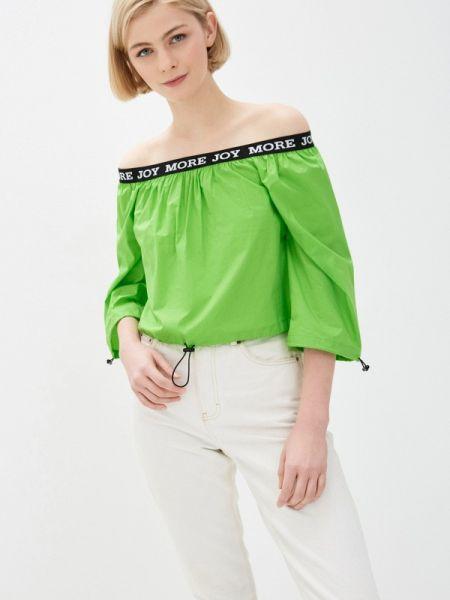Блузка - зеленая Baon