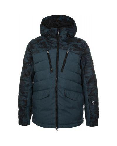 Спортивная куртка с капюшоном мембранная Glissade