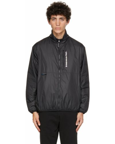 Стеганая куртка - черная Thisisneverthat