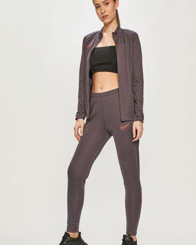 Dres dresowy - fioletowy Nike