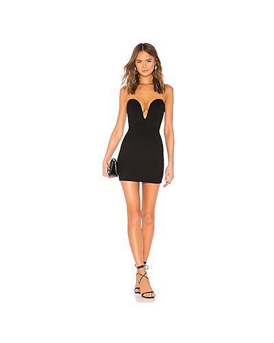 Облегающее платье бандо на молнии H:ours