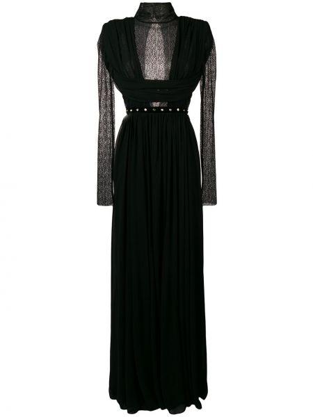 Sukienka wieczorowa, czarny Philosophy Di Lorenzo Serafini