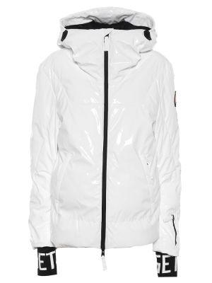 Городская белая зимняя куртка Jet Set