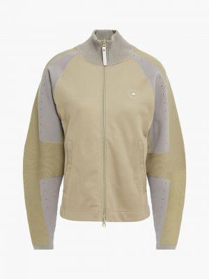 Куртка двусторонняя - зеленая Adidas By Stella Mccartney