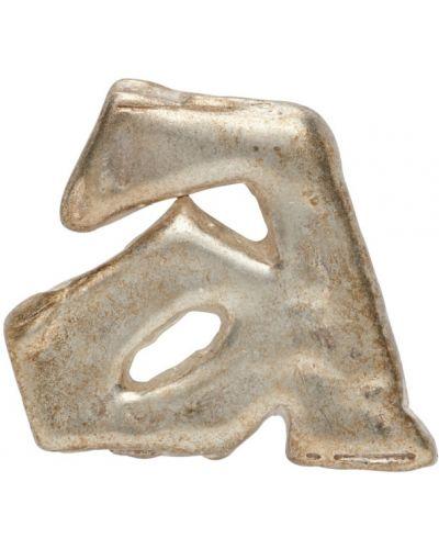 Srebrne kolczyki srebrne Ader Error