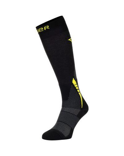 Спортивные носки нейлоновые компрессионные бауэр