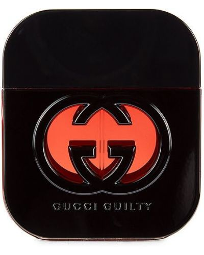 Базовая оранжевая туалетная вода с янтарем Gucci