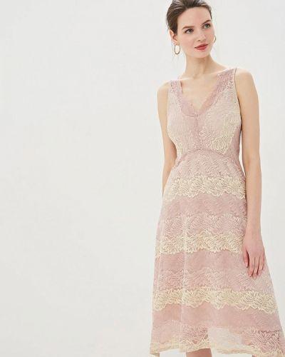 Розовое платье Wallis