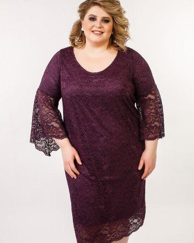 Платье платье-сарафан с вырезом Jetti-plus