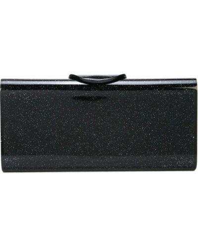 Черная сумка Edie Parker