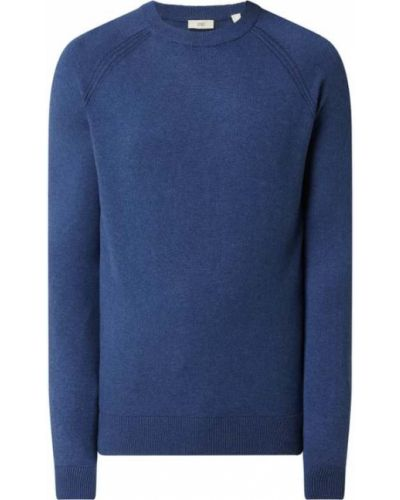 Z kaszmiru sweter - niebieski Edc By Esprit