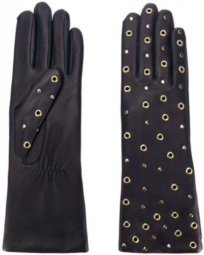 Синие перчатки Agnelle