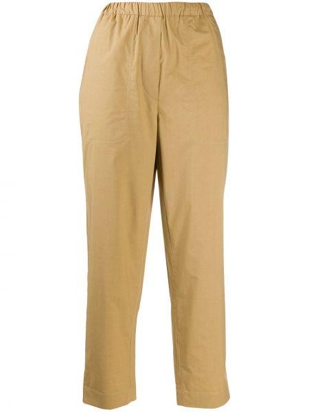 Укороченные брюки с поясом с карманами Tela