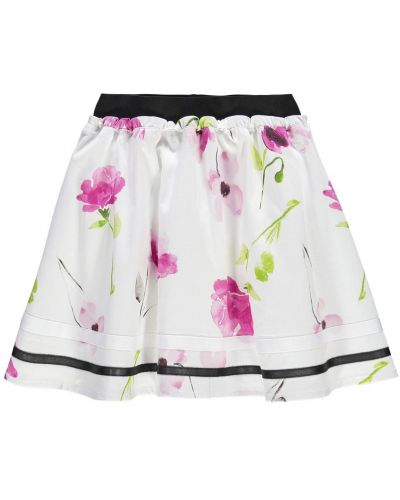 Белая юбка Brums