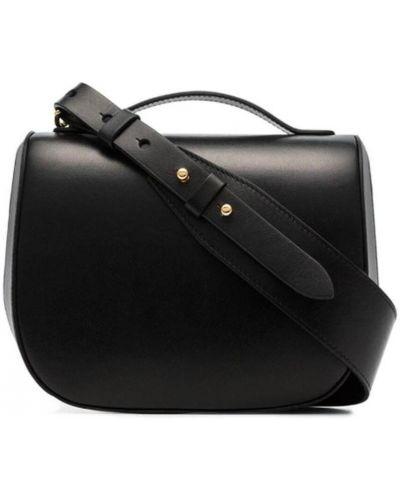 Czarna torba na ramię Simone Rocha