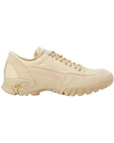 Beżowe sneakersy Diemme