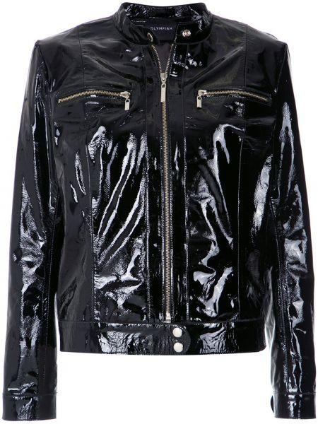 Черная куртка Olympiah