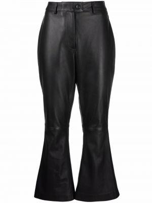 Кожаные брюки - черные Lautre Chose