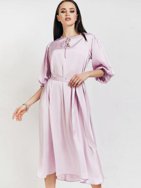 Розовое платье Vovk