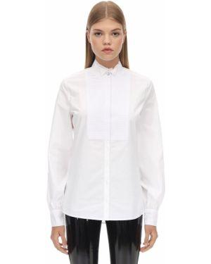 Рубашка с воротником-стойкой на пуговицах Karl Lagerfeld