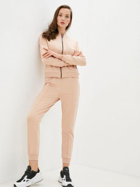 Костюмный розовый спортивный костюм Trendyangel