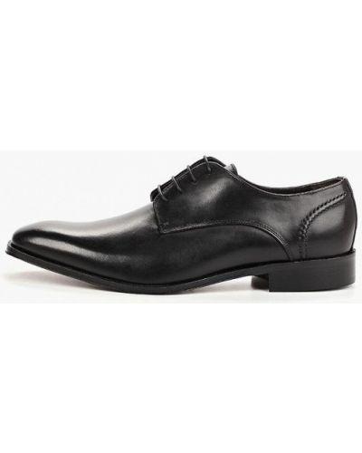 Туфли черные итальянские Bata