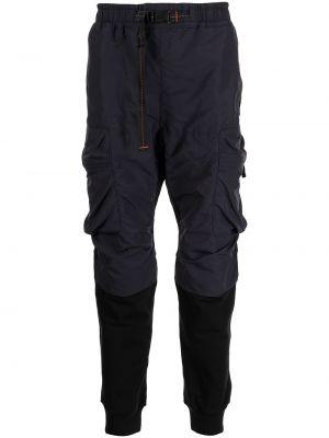 Хлопковые спортивные брюки - синие Parajumpers