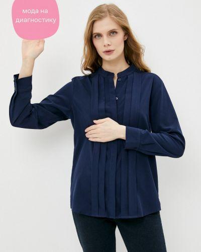 Синяя блузка Rivadu