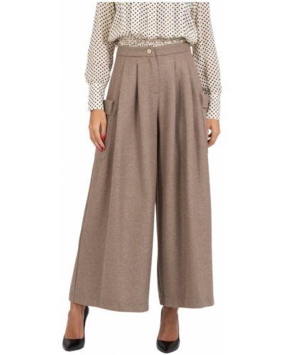Spodnie materiałowe Alessia Santi