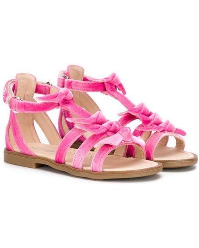 Сандалии с бантом для обуви Florens