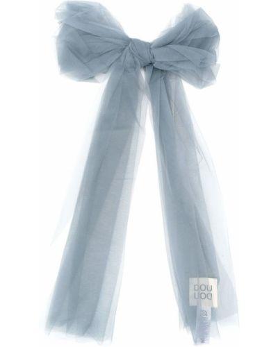 Światło niebieski broszka z tiulu Douuod Kids